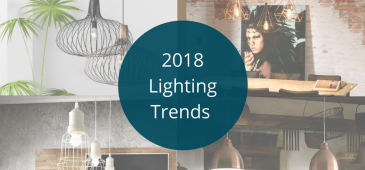 The lighting trends of 2018 that will illuminate the décor of your house