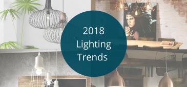 Τα lighting trends του 2018 που θα φωτίσουν τη διακόσμηση του σπιτιού σας