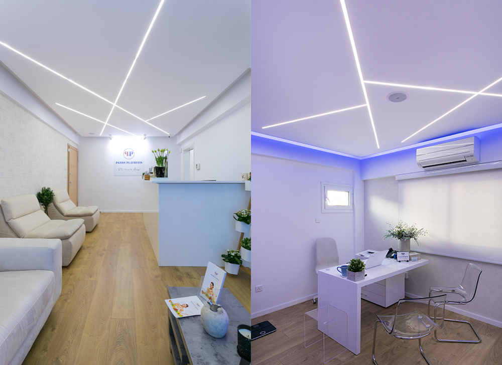PANOS PLATRITIS OFFICE, Nicosia | PGS Lighting Electrical